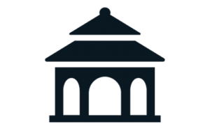 Animated gazebo icon