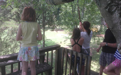 Parke-Company-tree-service-of-nashville-Summertime-Activities-Spent-with-Trees-zip-line